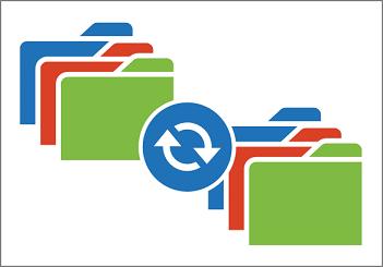 Deling af filer på OneDrive (personlig)