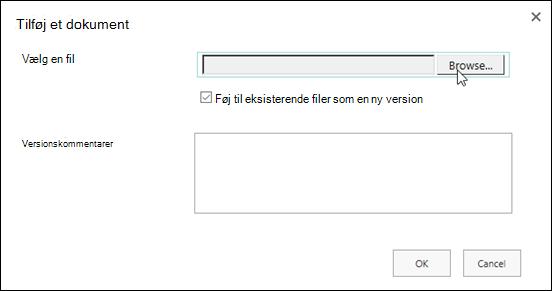 Hvis du vælger et logo i Windows Stifinder