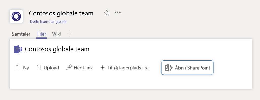 SharePoint-websted_Teams.