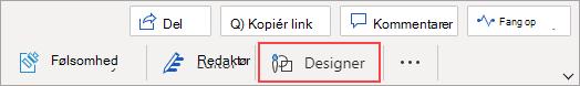 Vælg Designer