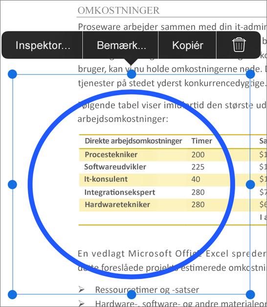 Rediger PDF-markeringer