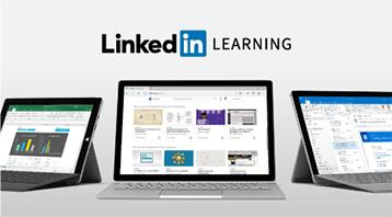 Gratis prøveversion af LinkedIn Learning