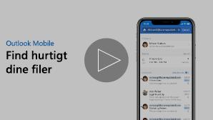 Miniaturebillede med videoen Søg og find filer – klik for at afspille