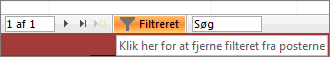 Filter til/fra i postnavigeringen