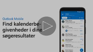 Miniaturebillede med videoen Kalendersøgning