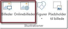 Gruppen Illustrationer i Publisher 2013