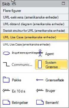 Vælg systemgrænse