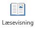 Læsevisning egner sig for at læse en PowerPoint-præsentation i fuldskærmsvisning, når der ikke er nogen præsentationsvært.