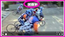Skærmbillede af SharePoint-miniatureværktøjet, som viser kameraikonet
