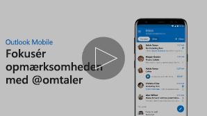 Miniaturebillede med videoen Fokusering af opmærksomhed med @mentions – klik for at afspille