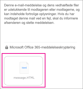 OME Viewer til iOS-mailap 1