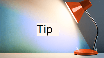 billede af en skrivebordslampe