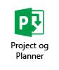 Hjælp til handicappede i Project og Planner
