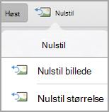 Nulstil