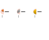 SmartArt-grafiklayoutet Cirkeldiagramproces