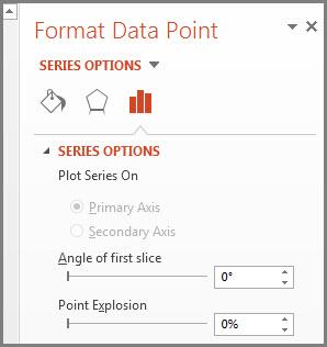 Formatér dataserie