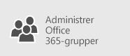 Administrer Office 365-grupper