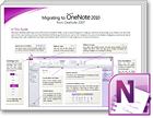 Vejledning i at skifte til OneNote 2010