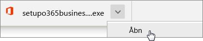 Hurtig start for medarbejdere: Chrome-download