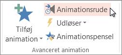 Vis Animationsruden