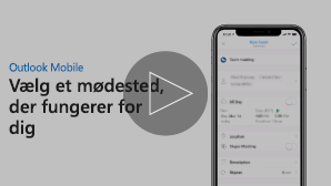 Miniaturebillede med videoen Hjælp til mødested – klik for at afspille
