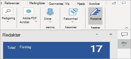 Viser Editor