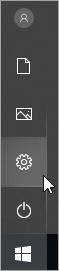 Indstillinger for ikonet pic