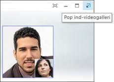 Skærmbillede af Pop ind-video
