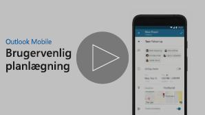 Miniaturebillede med videoen Brugervenlig planlægning – klik for at afspille