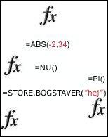 Excel-funktioner