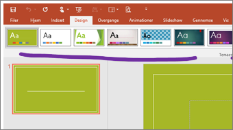 Start Introduktion til PowerPoint 2016-kurser