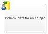 Indsaml data fra en bruger