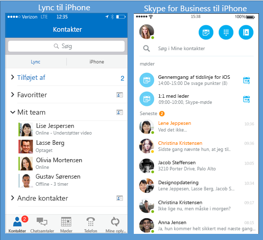 nu f229s skype for business til ios office support