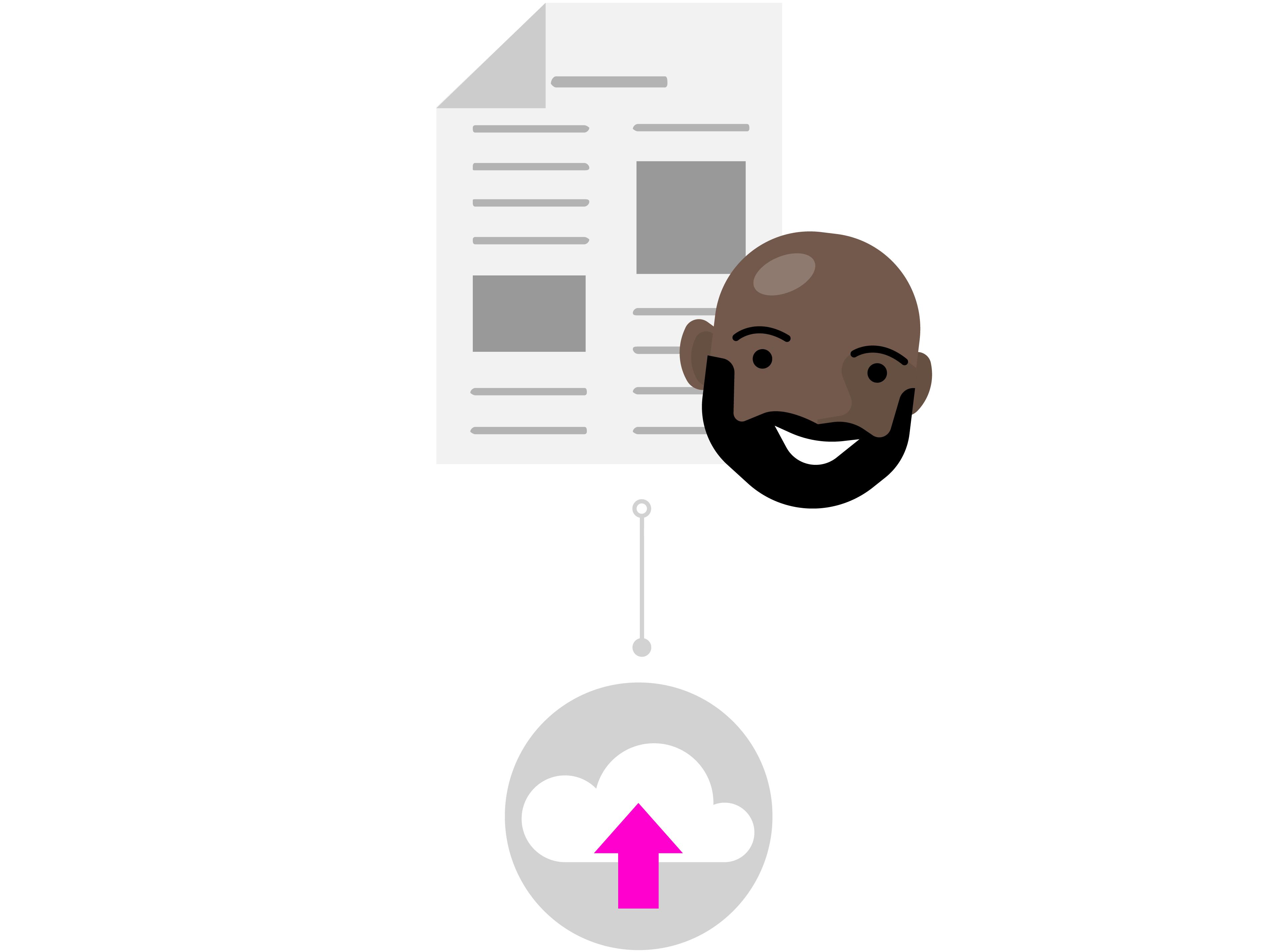 Dele privat med OneDrive