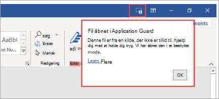 Viser Application Guard