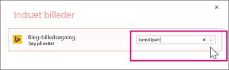 Søg efter kantclipart på Bing