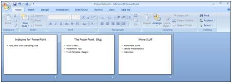 Mine ti foretrukne PowerPoint-tip