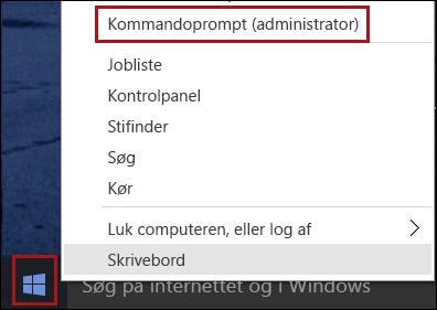 Kommandoprompt