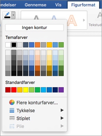 Clcik ikonet figur kontur