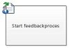 Start feedbackproces
