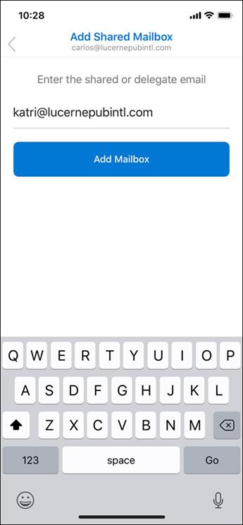 Angiv din mailadresse.