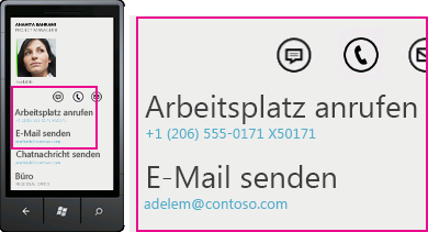 Lync für mobile Clients