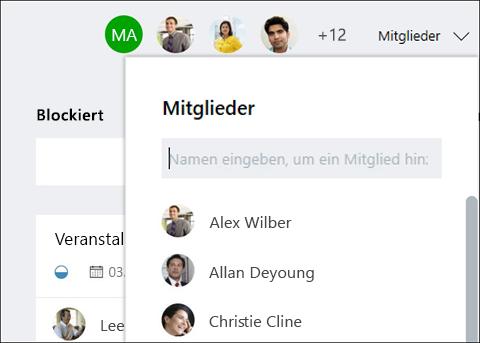 Bildschirm erfassen: angezeigt wird, dass während der Eingabe einer Gast Namen Planer Gast identifiziert.
