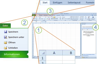 Einführung in Excel Starter - Excel