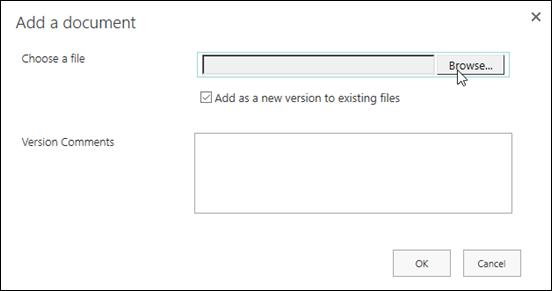 Auswählen eines Logos in Windows-Explorer