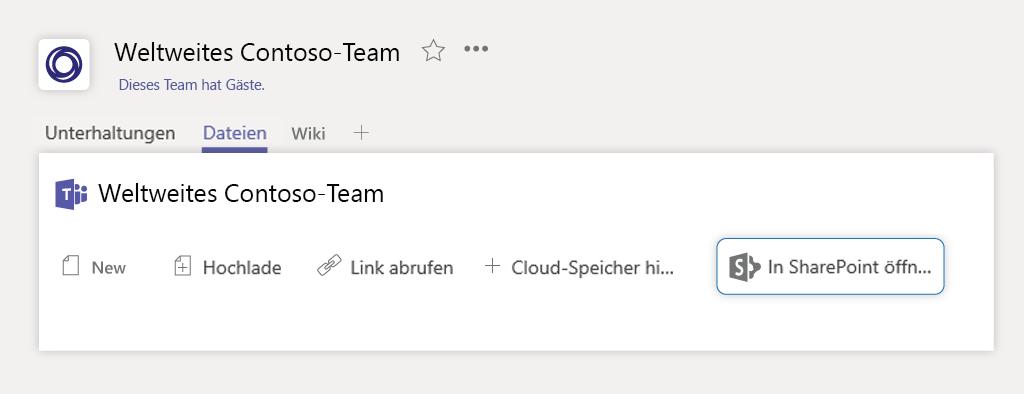 SharePoint-Website_Teams