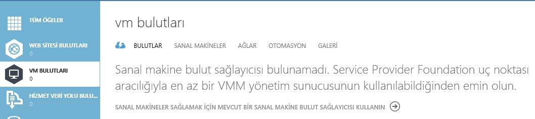 screenshot of Admin Portal