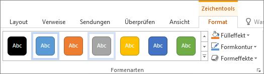 "Gruppe ""Formenarten"""