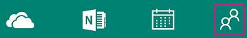 """Schaltfläche """"Mitglieder"""" in der Groups-App für Android"""