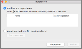 Importing OLM to Google Contacts